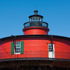Baltimore Harbor Lighthouse, Baltimore MD.  Copyright - W. Keith Baum | PhotoCanal.com