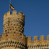 Castle in Spain.  Copyright - W. Keith Baum | PhotoCanal.com