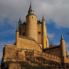 Castle, Segovia, Spain.  Copyright - W. Keith Baum | PhotoCanal.com