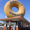Randy's Donuts, Los Angeles, California.  Copyright - W. Keith Baum | PhotoCanal.com