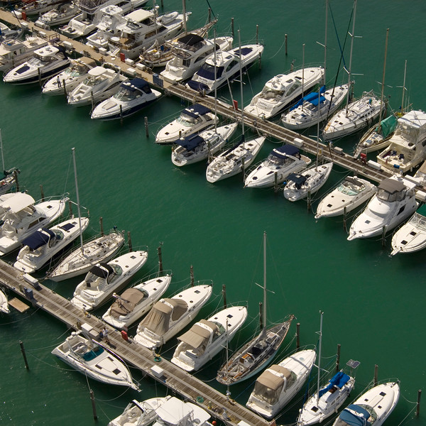 Rickenbacker Marina, Miami Florida  Copyright - W. Keith Baum | PhotoCanal.com