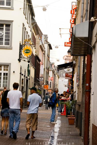 Germany: Dusseldorf