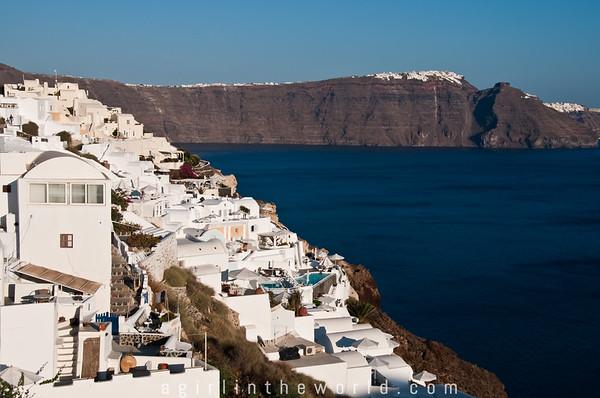 Greece: Santorini