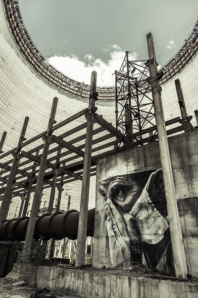 Chernobyl Exclusion Zone - Chernobyl Nuclear Power Plant