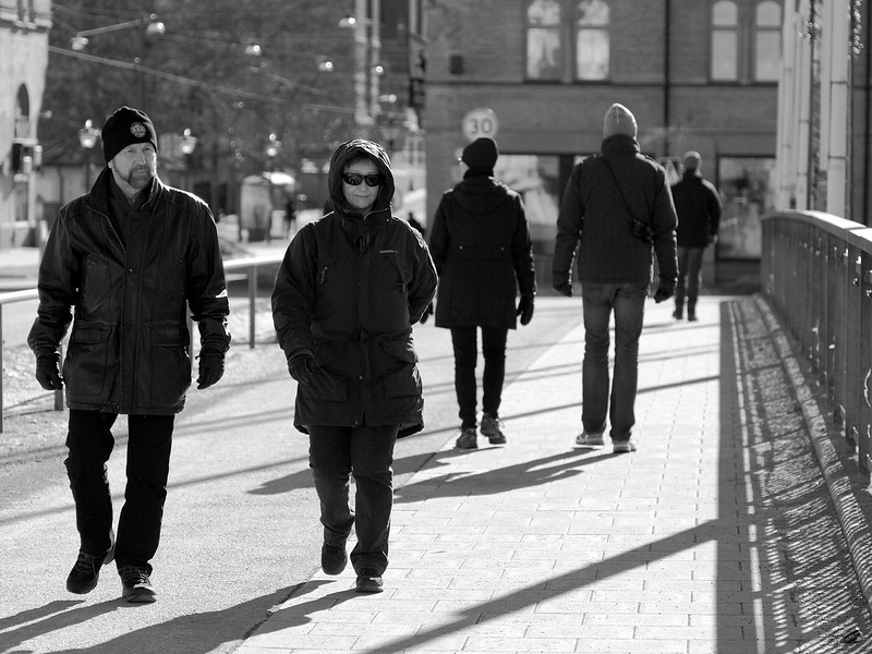 Norrköping: people-colors-shapes