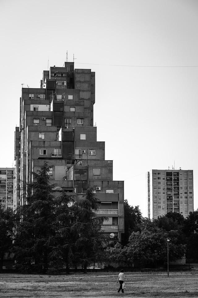 Novi-Beograd, Serbia