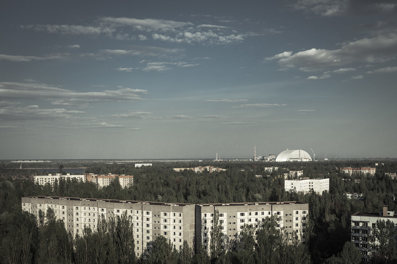 City of Pripyat