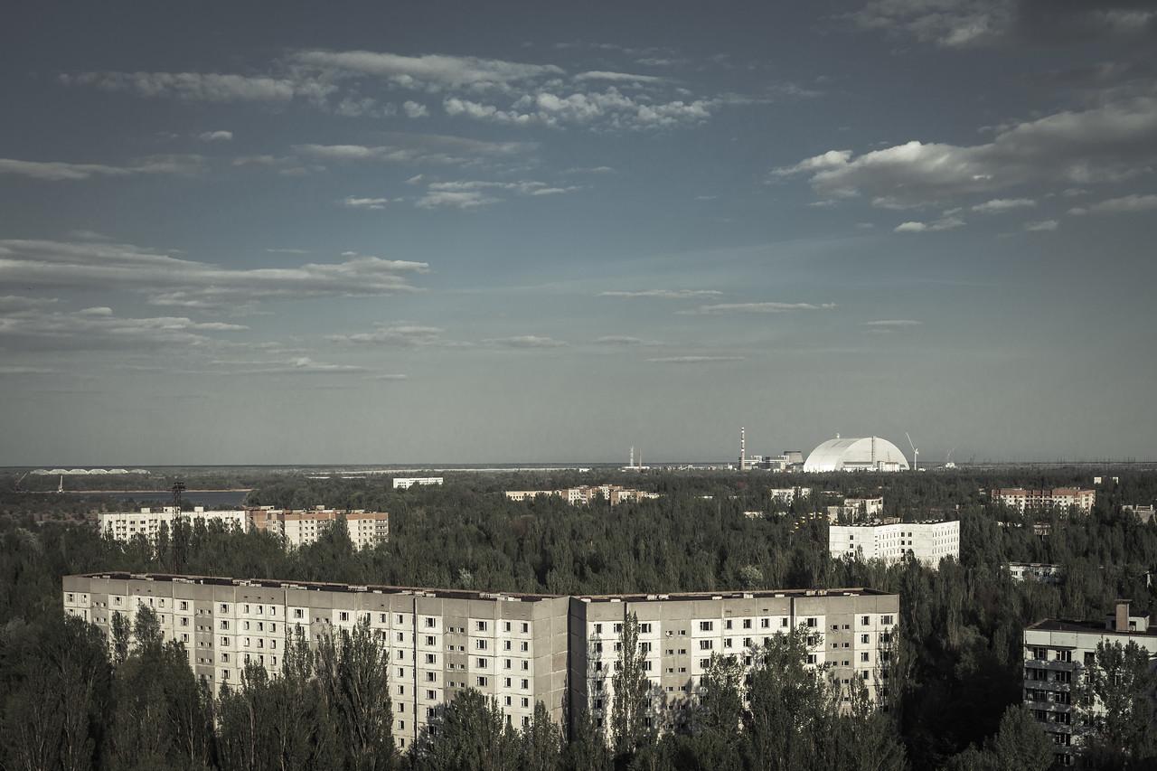 City of Pripyat