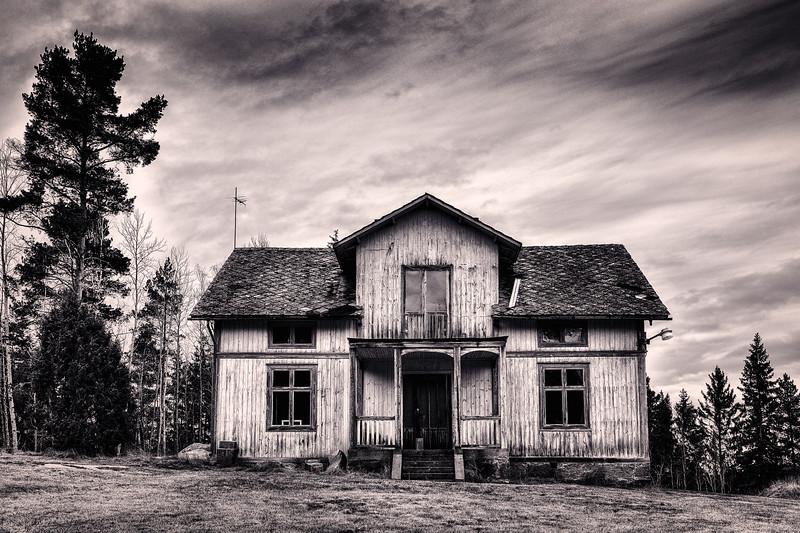Abandoned house, Värmland - Sweden