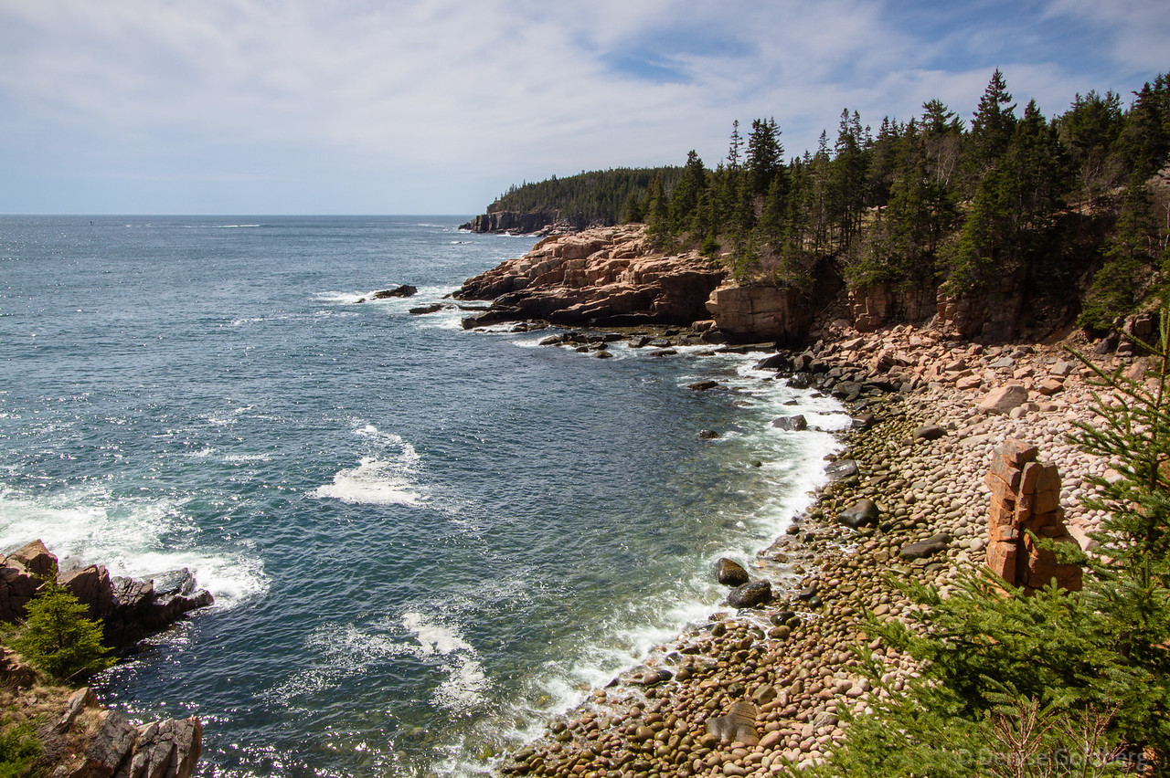 """<big>2014-05: A taste of Acadia</big> <br><br>It was a quick weekend escape, a chance to refresh, to visit a favorite place - Acadia National Park. <br><br>My journal for this trip lives as entries within my blog. Click to read the <a href=""""http://denisegoldberg.blogspot.com/search/label/Acadia%202014-05""""><b>TRIP-SPECIFIC BLOG ENTRIES</b></a>.  <br><br>Click to visit the full <a href=""""/Travel/Acadia-in-the-spring-2014/A-taste-of-Acadia-May-2014/""""><b>PHOTO GALLERY</b></a> from this trip."""