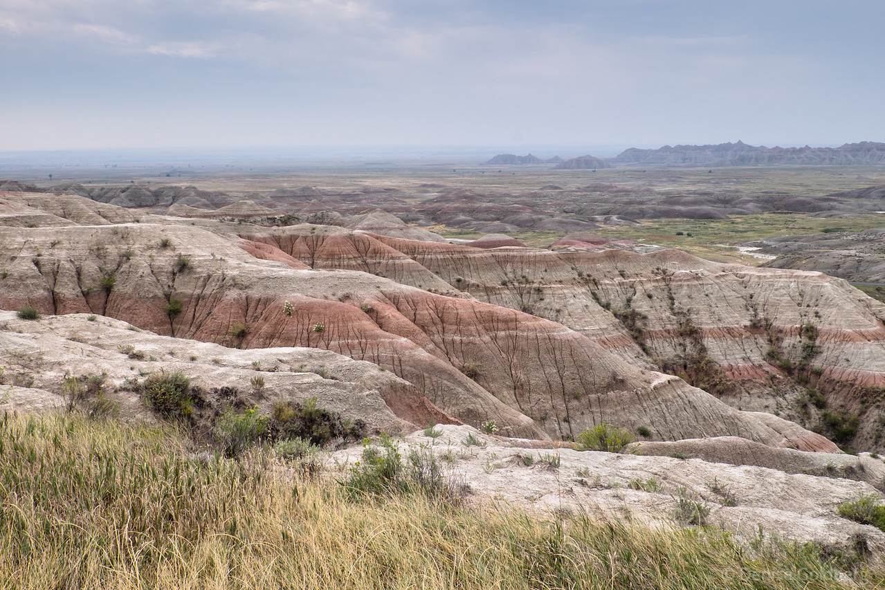 "<big>2015-09: Badlands to Mountains</big> <br><br>Badlands National Park has been calling to me for a long time. This trip supported wandering in a new park and in two states, South Dakota and Colorado,  <br><br>My journal for this trip lives as entries within my blog. Click to read the <a href=""http://denisegoldberg.blogspot.com/search/label/Badlands%20to%20Mountains%202015""><b>TRIP-SPECIFIC BLOG ENTRIES</b></a>.  <br><br>Click to visit the full <a href=""/Travel/Badlands-to-Mountains/""><b>PHOTO GALLERY</b></a> from this trip."