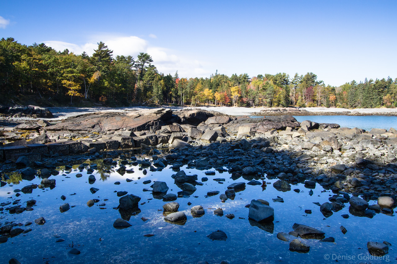 """<big>2013-10: Acadia, and...</big> <br><br>The park was closed by the federal government shutdown but I still needed an Acadia """"fix"""". Time to trespass! <br><br>My journal for this trip lives as entries within my blog. Click to read the <a href=""""http://denisegoldberg.blogspot.com/search/label/Acadia%202013-10""""><b>TRIP-SPECIFIC BLOG ENTRIES</b></a> or my full <a href=""""http://denisegoldberg.blogspot.com""""><b>BLOG</b></a>.  <br><br>Click to visit the full <a href=""""/Travel/Acadia-and-October-2013""""><b>PHOTO GALLERY</b></a> from this trip."""