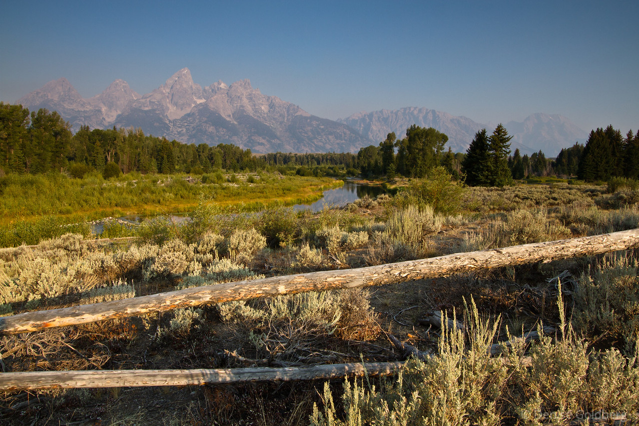 """<big>2012-08: Wyoming parks</big> <br/><br/>Yellowstone and Grand Teton National Parks called out to me for a visit. I rode a straight line through these parks ten years ago on my cross-country bike trip, a visit, but really just a taste of the parks. This trip gave me a full week of wandering in these beautiful places.  <br/><br/> My journal for this trip lives as entries within my blog. Click to read the <a href=""""http://denisegoldberg.blogspot.com/search/label/Wyoming%202012-08""""><b>TRIP-SPECIFIC BLOG ENTRIES</b></a> or my full <a href=""""http://denisegoldberg.blogspot.com""""><b>BLOG</b></a>.  <br/><br/> Click to visit the <a href=""""/Travel/Wyoming-2012""""><b>PHOTO GALLERIES</b></a> from this trip."""