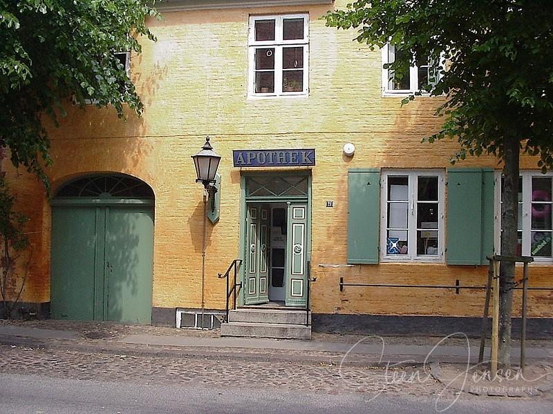 Travel; Denmark; Danmark; Christiansfeld;