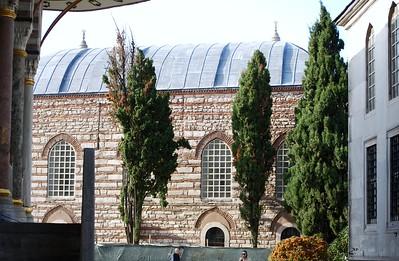 Topkapi Building