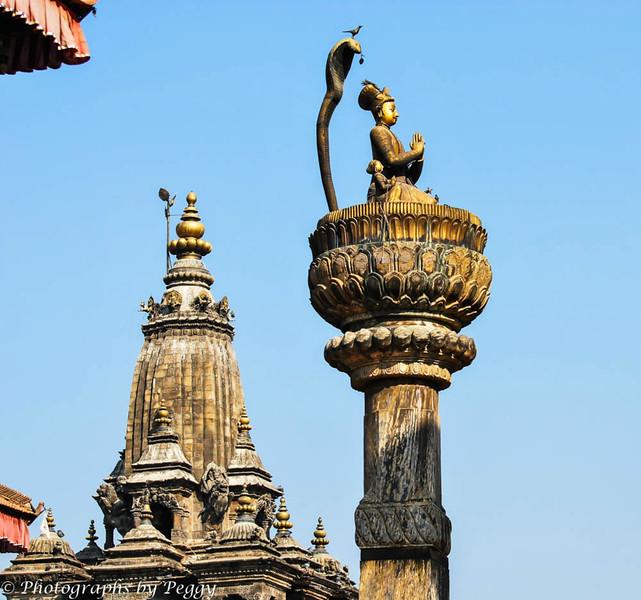 Yaganarenda Malla in Patan