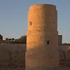 Zentraler Wachturm im osmanischen Fort von al-Qusair