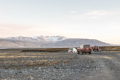 Þórsmörk janúar 2011