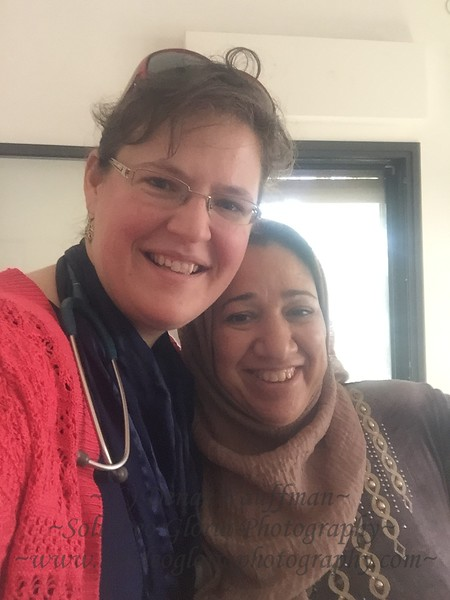 This is my friend Deiky Mustafa. She speaks 5 languages and is my interpreter for all the Mums here. I would be lost and frustrated without her. She brought her 16 year old son here for surgery.