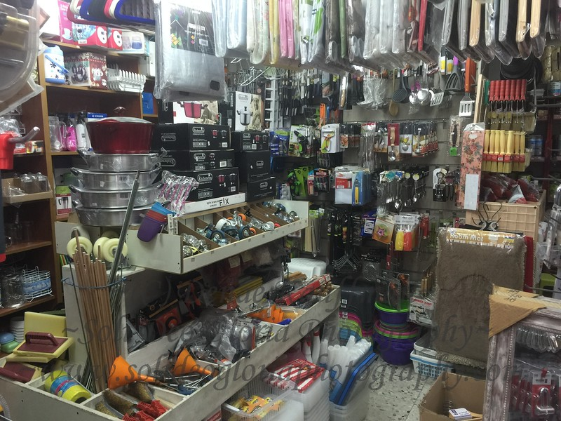 Welcome to your local anything you need/little bit of everything store. You name it you might find it here!