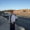 Beginning the journey up the Mount of Olives. <br /> This evening was amazing!