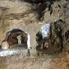 This cave will forever come to mind when I think of Christmas now. It is the shepherds cave just outside of Bethlehem, where we sang Hark The Herald Angels SIng. Jesus was born in a place much like this.