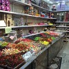 Took this picture for Bryce. Candy store Israel style.