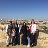 I was privileged to get to take Lawi and his Father and Gashbin and her Mother to Jerusalem last week. This is the view from the Mount of Olives in the daylight overlooking the Temple Mount.