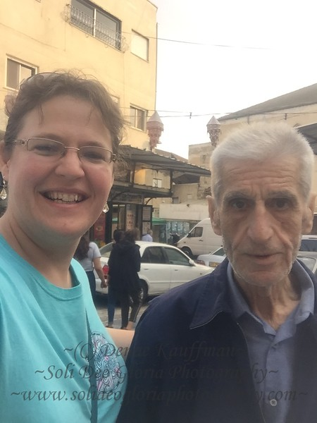 This mans family has owned a shop in the Old City Market and cared for the Church of Annunciation for more than 300 years.