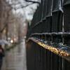 Gramercy Park fence
