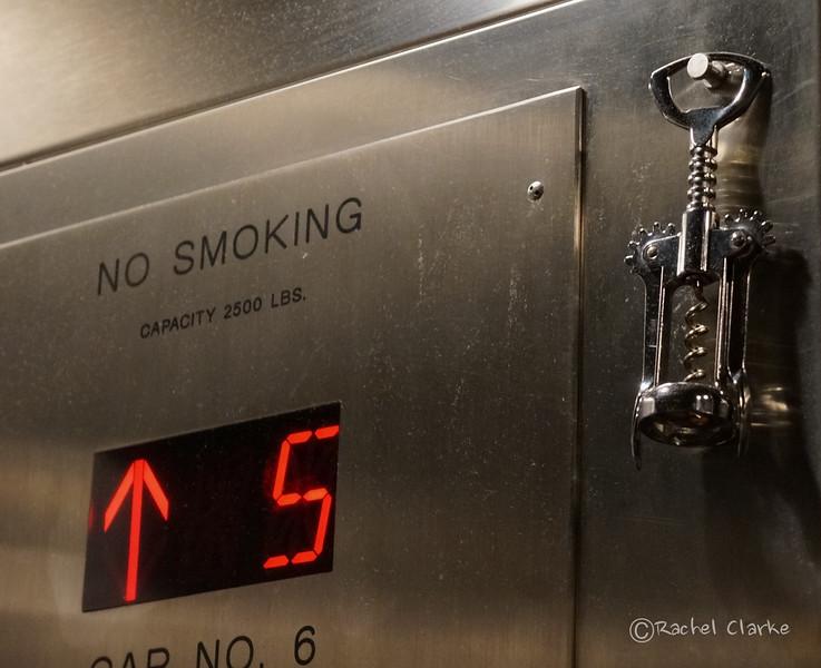 Elevator at the Carlye