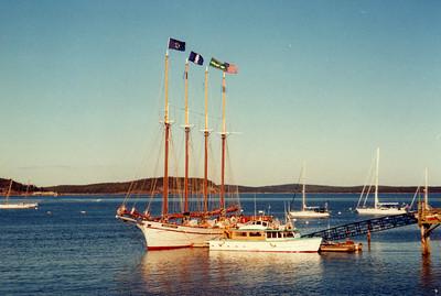 00-02 Margaret Todd Sunset Sail