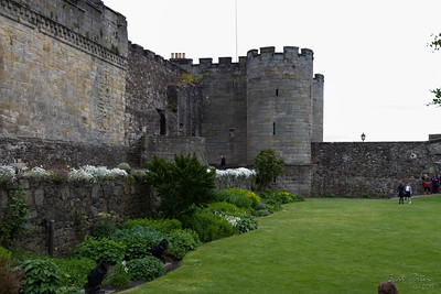 Stirling Castle Gardens