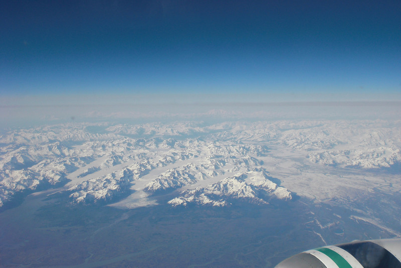 If it looks like a glacier, it is a glacier. Alaska has more than 10,000 of them.