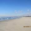 Beautiful beach - It's as wide as a football field is long...