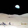 Looks like we're on the moon!