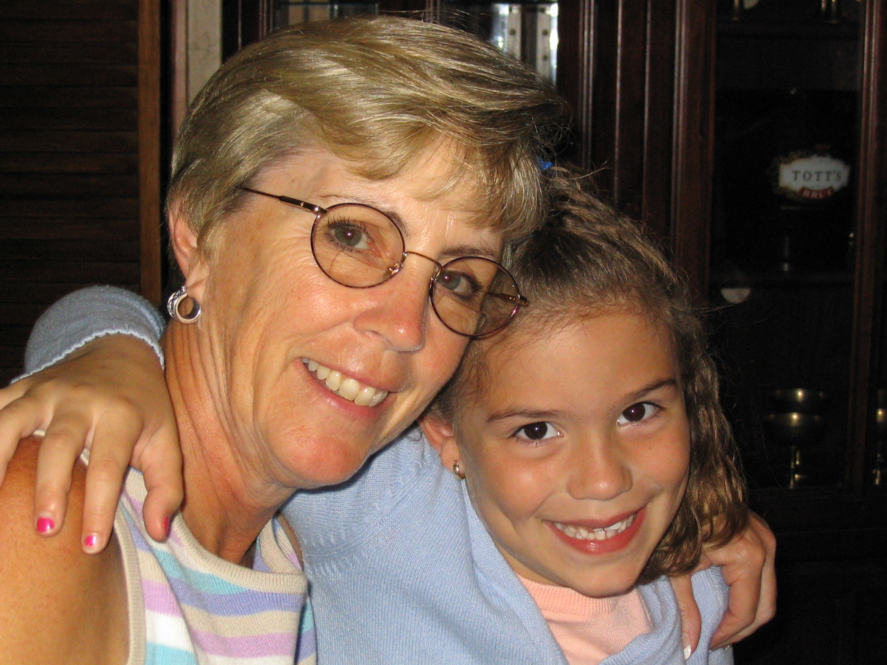 Grandma and Lexi