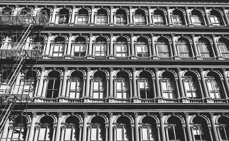 Soho architecture.