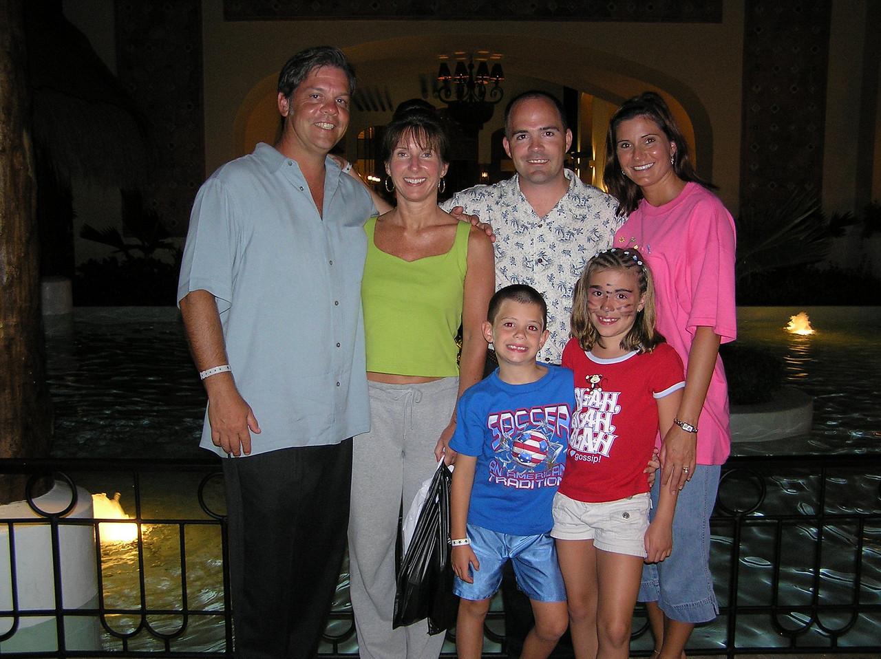 Our great traveling friends...Steve Pugh and Kim Bridgers.