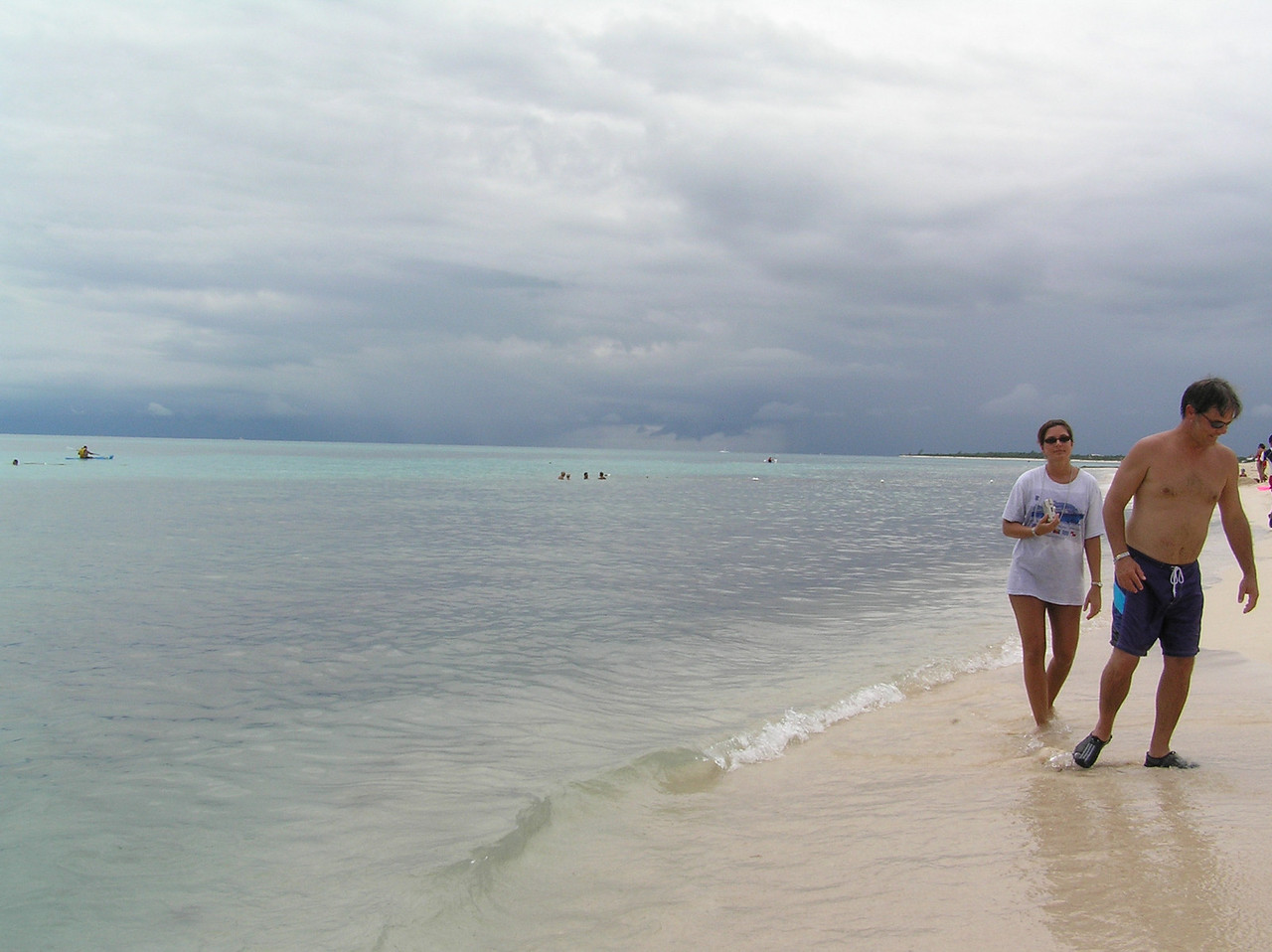 Iberostar Paraiso Lindo - our beach