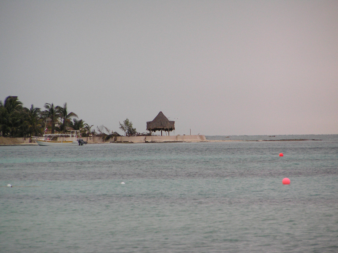 The beach at Iberostar Paraiso Lindo
