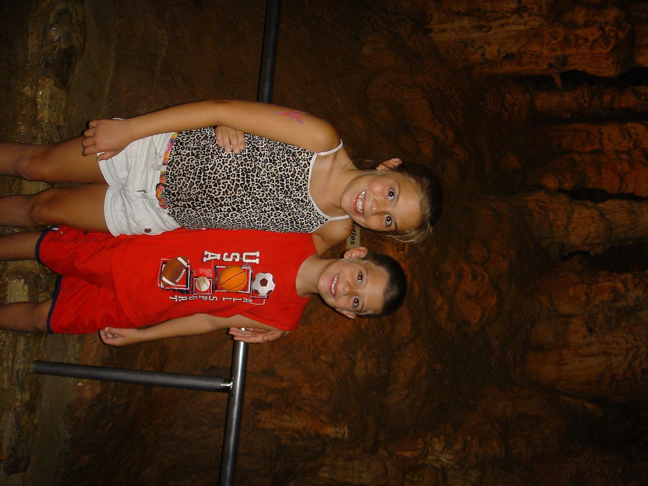 Natural Bridge Caverns - San Antonio area