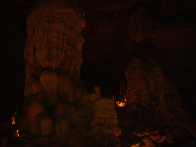 Natural Bridge Caverns - San Antonio area