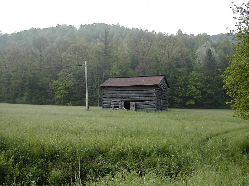 Old Cabin in Dale, WV