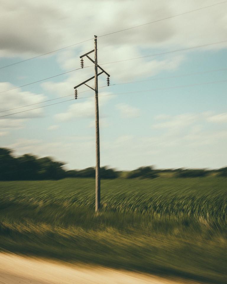Landscapes in motion 1