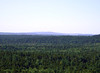 ISLE AU HAUT FROM MOUNT DESERT ISLAND<br /> <br /> This is what Isle au Haut looks like from Mansell Mountain on Mount Desert Island, home of Acadia National Park. It's calling to me.