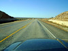 """INTO THE """"BIG EMPTY""""<br /> I'm always taken by the vast expanse of nothingness out in this part of the country. Once you get out of the Del Rio area, there's not just a whole lot to see out there."""