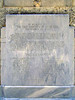 """""""OLD 18"""" MEMORIAL PLAQUE<br /> This is on a wall out back. You may have to enlarge the image to read it. I do."""