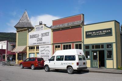 Interesting Alaskan businesses.