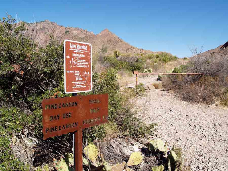 AND HERE WE ARE<br /> <br /> I'll bet you thought we were already on the trail, but no -- we were just at the parking lot for the trailhead. Now we're ready to head out. But first let's have a closer look at that sign.